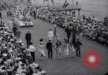 Image of annual baby parade Ocean City New Jersey USA, 1937, second 11 stock footage video 65675038357