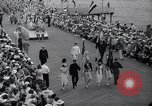 Image of annual baby parade Ocean City New Jersey USA, 1937, second 12 stock footage video 65675038357