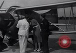 Image of auto plane Buffalo New York USA, 1937, second 10 stock footage video 65675038359