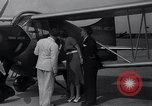 Image of auto plane Buffalo New York USA, 1937, second 11 stock footage video 65675038359