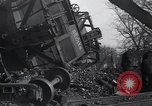Image of coal trains South Byron New York USA, 1937, second 12 stock footage video 65675038366