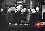 Image of Paul V McNutt Washington DC USA, 1937, second 7 stock footage video 65675038368
