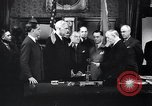 Image of Paul V McNutt Washington DC USA, 1937, second 9 stock footage video 65675038368