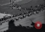 Image of Rosemont wins horse race Arcadia California USA, 1937, second 9 stock footage video 65675038373