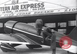 Image of Pilot Earhart United States USA, 1937, second 8 stock footage video 65675038389