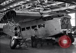 Image of Ford Tri Motor United States USA, 1927, second 9 stock footage video 65675038391
