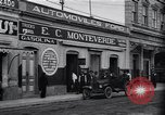 Image of Ford automobile showroom Monteverde Costa Rica, 1923, second 1 stock footage video 65675038412