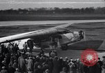 Image of Ford Trimotor plane Detroit Michigan USA, 1928, second 1 stock footage video 65675038418