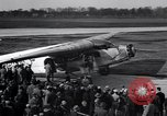 Image of Ford Trimotor plane Detroit Michigan USA, 1928, second 2 stock footage video 65675038418