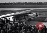 Image of Ford Trimotor plane Detroit Michigan USA, 1928, second 3 stock footage video 65675038418