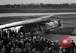 Image of Ford Trimotor plane Detroit Michigan USA, 1928, second 4 stock footage video 65675038418