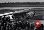 Image of Ford Trimotor plane Detroit Michigan USA, 1928, second 5 stock footage video 65675038418
