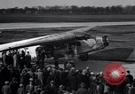 Image of Ford Trimotor plane Detroit Michigan USA, 1928, second 7 stock footage video 65675038418