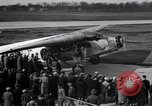 Image of Ford Trimotor plane Detroit Michigan USA, 1928, second 11 stock footage video 65675038418