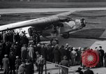 Image of Ford Trimotor plane Detroit Michigan USA, 1928, second 12 stock footage video 65675038418