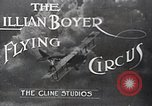 Image of Lillian Boyer Chattanooga Tennessee USA, 1920, second 3 stock footage video 65675038423
