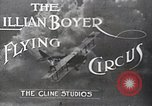 Image of Lillian Boyer Chattanooga Tennessee USA, 1920, second 4 stock footage video 65675038423