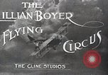 Image of Lillian Boyer Chattanooga Tennessee USA, 1920, second 5 stock footage video 65675038423