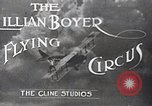 Image of Lillian Boyer Chattanooga Tennessee USA, 1920, second 6 stock footage video 65675038423