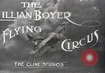 Image of Lillian Boyer Chattanooga Tennessee USA, 1920, second 9 stock footage video 65675038423