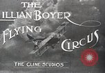 Image of Lillian Boyer Chattanooga Tennessee USA, 1920, second 10 stock footage video 65675038423