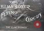 Image of Lillian Boyer Chattanooga Tennessee USA, 1920, second 11 stock footage video 65675038423