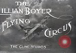 Image of Lillian Boyer Chattanooga Tennessee USA, 1920, second 12 stock footage video 65675038423