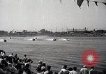 Image of motor boat race Long Beach California USA, 1937, second 10 stock footage video 65675038439