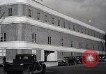 Image of Glass block building material at newspaper printing and press company Columbus Ohio USA, 1937, second 10 stock footage video 65675038440