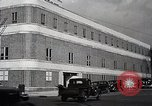 Image of Glass block building material at newspaper printing and press company Columbus Ohio USA, 1937, second 11 stock footage video 65675038440