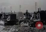 Image of giant plow Santa Ana California USA, 1937, second 10 stock footage video 65675038441