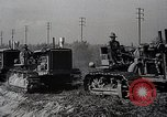 Image of giant plow Santa Ana California USA, 1937, second 11 stock footage video 65675038441