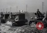 Image of giant plow Santa Ana California USA, 1937, second 12 stock footage video 65675038441
