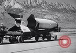 Image of V-2 rocket New Mexico United States USA, 1946, second 5 stock footage video 65675038448