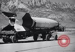 Image of V-2 rocket New Mexico United States USA, 1946, second 6 stock footage video 65675038448