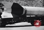 Image of V-2 rocket New Mexico United States USA, 1946, second 11 stock footage video 65675038448