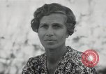 Image of English woman Manila Philippines, 1945, second 2 stock footage video 65675038478