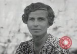 Image of English woman Manila Philippines, 1945, second 4 stock footage video 65675038478