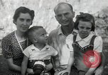 Image of Donald Zimmerman and wife with World War 2 adopted orphans Manila Philippines, 1945, second 2 stock footage video 65675038479