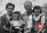 Image of Donald Zimmerman and wife with World War 2 adopted orphans Manila Philippines, 1945, second 7 stock footage video 65675038479
