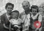 Image of Donald Zimmerman and wife with World War 2 adopted orphans Manila Philippines, 1945, second 11 stock footage video 65675038479