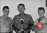 Image of prisoners of war Muntilupa Philippines, 1945, second 2 stock footage video 65675038484