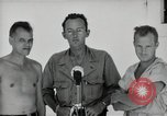 Image of prisoners of war Muntilupa Philippines, 1945, second 3 stock footage video 65675038484