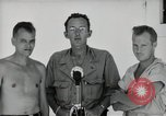 Image of prisoners of war Muntilupa Philippines, 1945, second 9 stock footage video 65675038484