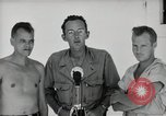 Image of prisoners of war Muntilupa Philippines, 1945, second 10 stock footage video 65675038484