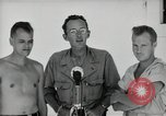 Image of prisoners of war Muntilupa Philippines, 1945, second 11 stock footage video 65675038484