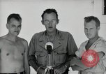 Image of prisoners of war Muntilupa Philippines, 1945, second 12 stock footage video 65675038484