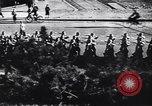 Image of German troops marching into Oslo Norway, 1940, second 7 stock footage video 65675038486