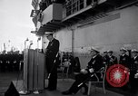 Image of Vice Admiral Ingersoll Yokosuka Japan, 1957, second 2 stock footage video 65675038493