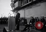 Image of Vice Admiral Ingersoll Yokosuka Japan, 1957, second 4 stock footage video 65675038493